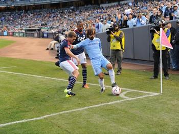 Sports broadcast soccer